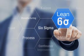 Lean 6 Sigma • Management Consulting Services