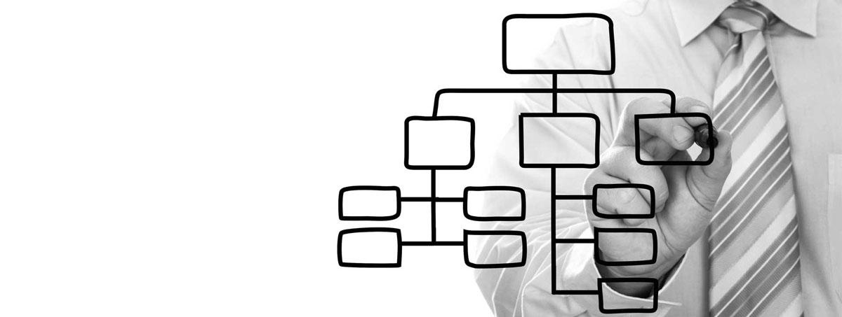 Оптимальная организационная структура управления • Услуги бизнес консалтинга