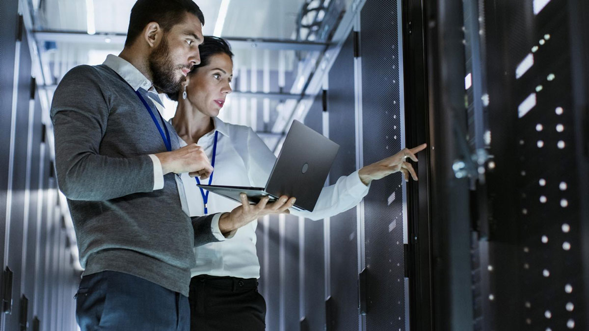 Help with Implementing an IT System • Business Consulting Services