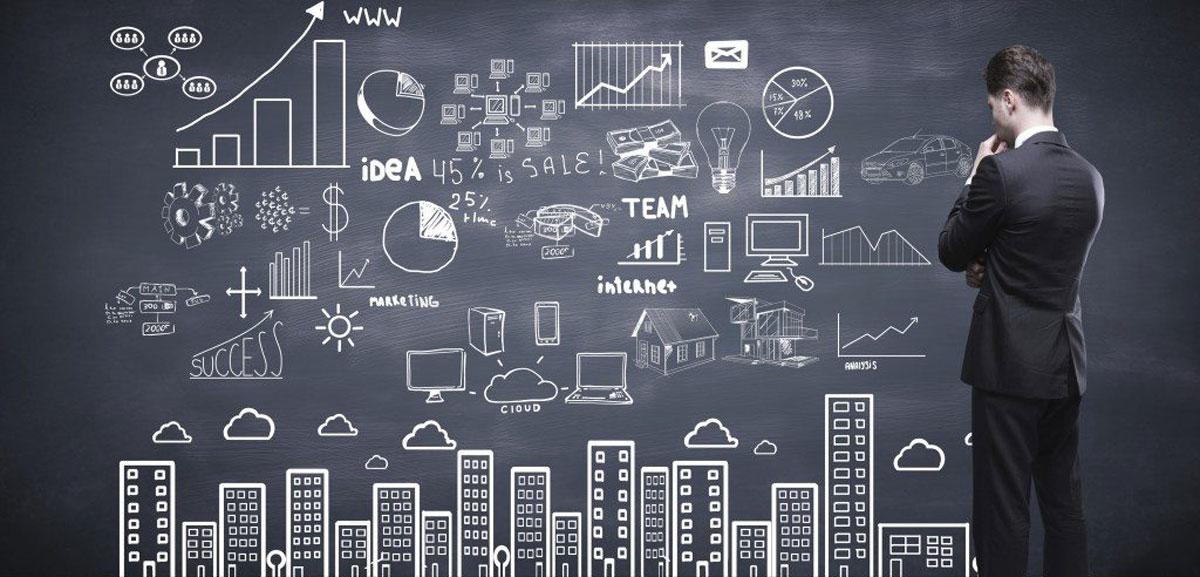 Разработка бизнес стратегии • Услуги управленческого консалтинга