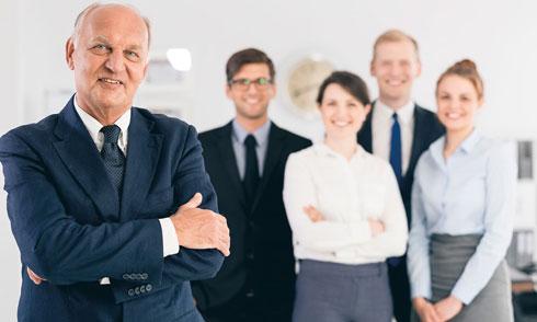 Бизнес консалтинг • Услуги для среднего бизнеса