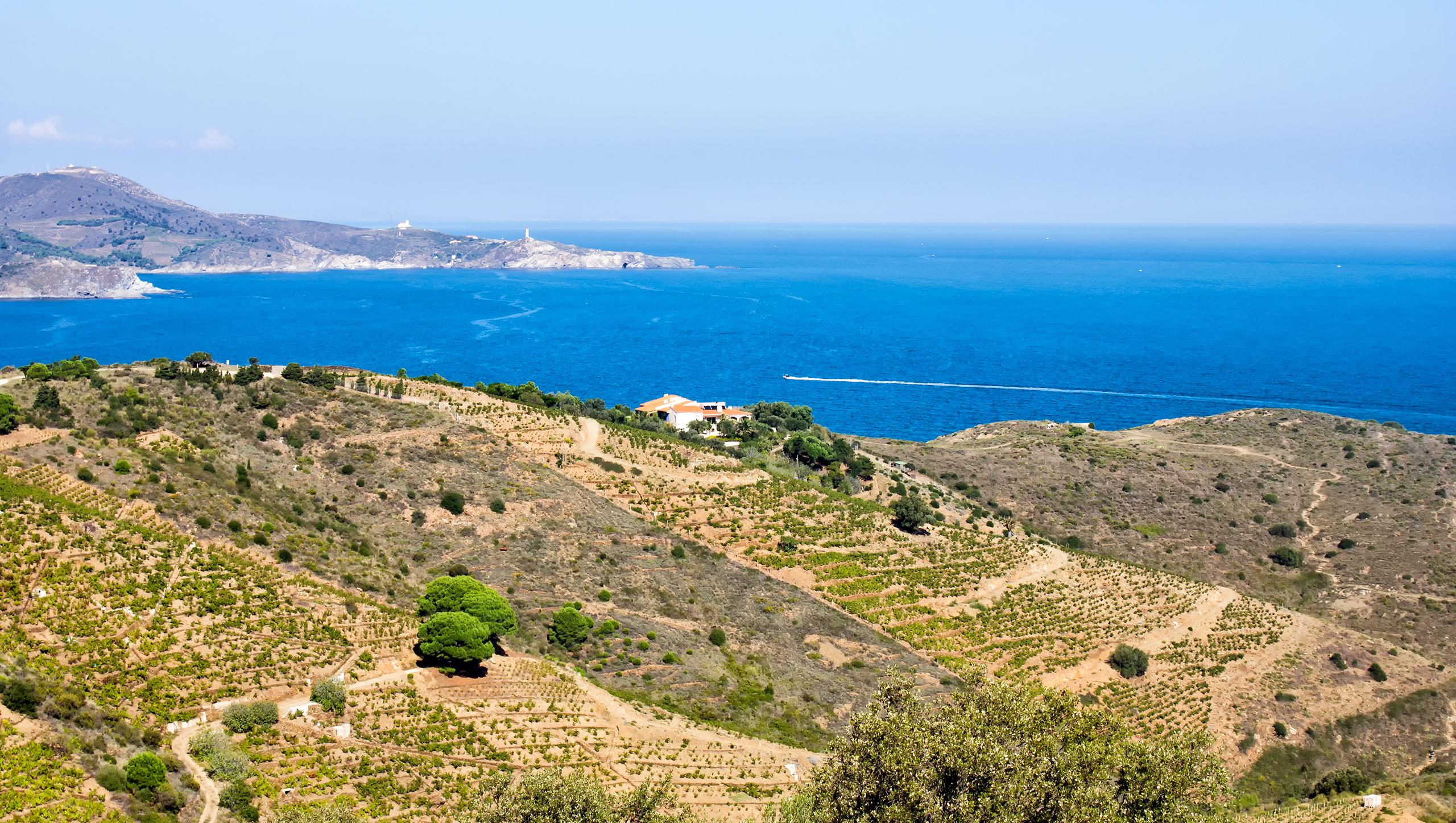 Французское побережье Средиземного моря